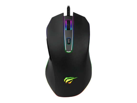 Havit gaming mouse ms837