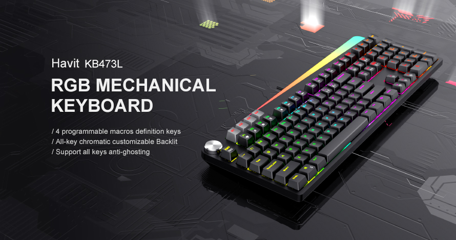 Havit Official Site - Affordable high quality products within gaming, sound.